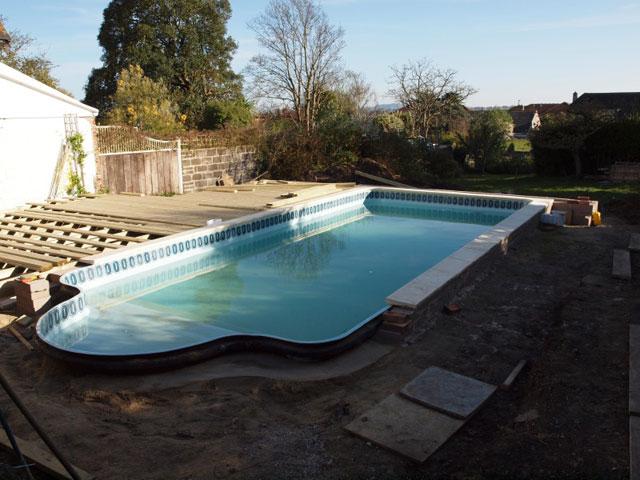 Swimming Pool Installation Dorset