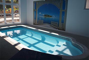 Swimming Pool Construction Devon